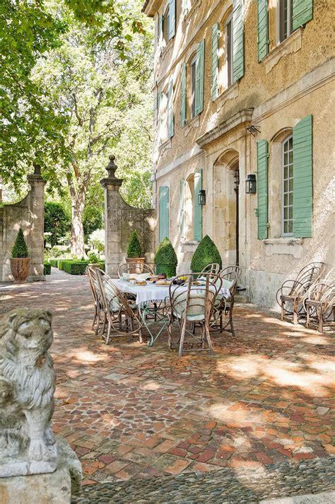 maison de provence decoration decor travel the chateau mireille st r 233 my de