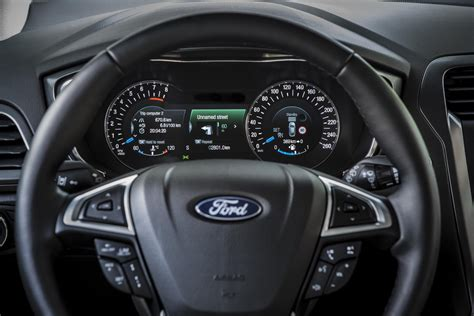 New Ford Mondeo Interior by The Motoring World Ford Mondeo 3 All New Mondeo Comes