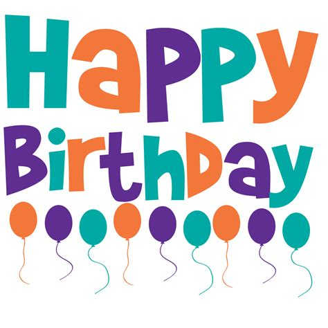 birthday clip art  large images