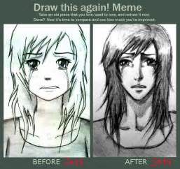 Crying Woman Meme - drawing crying girl meme