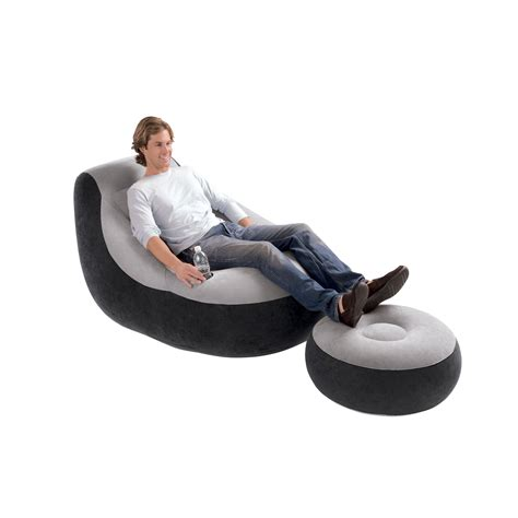 Intex Inflatable Lounge Chair With Ottoman Intex Lounge Chair With Ottoman