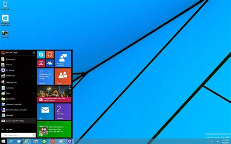 imagenes del windows 10 windows 10 rese 241 a de uso