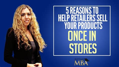 How Many Mba To Receive 4k by Retail Marketing How To Get Your Product In Stores