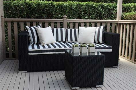 Folding Armchair My Wicker Outdoor Lounge Furniture Settings Direct To The