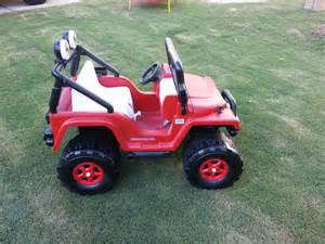 Power Wheels Jeep How To Paint Your Power Wheels