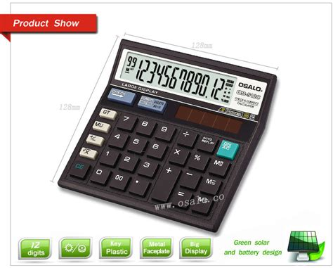 Calc Os os 512c ct 512 calculator cheap calculators for sale buy ct 512 calculator indian ct 512