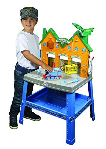 thomas bench thomas friends sodor steamworks work bench shop hot selling items
