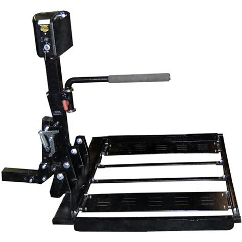 Chair Lift by Wheelchair Lifts External Vehicle Lifts Automatic