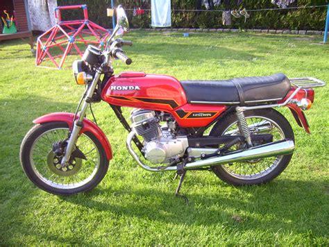 honda cb 125 honda cb 125 twin 1977 from bernard wisniewski