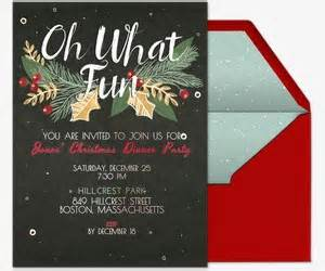 christmas free online invitations