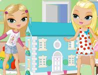 barbie doll house games dress up baby barbie hobbies doll house dress up games for girls