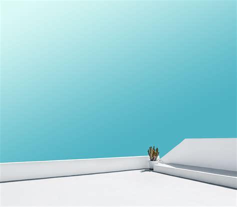 minimalist architecture director creates calm minimalist images of