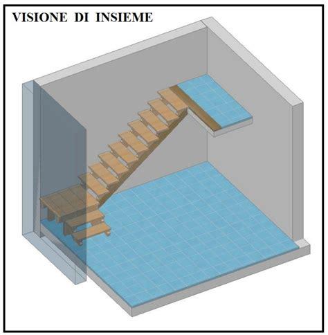 come progettare una scala interna progettazione e costruzione di una scala in legno