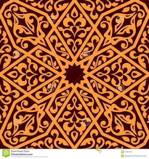 pattern arabian arabian seamless tile pattern stock photos image 37247163