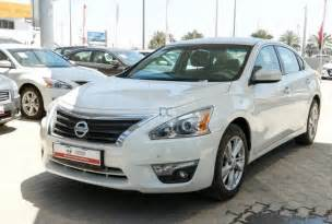 Nissan Dubai Used Nissan Altima Car For Sale In Dubai Uae Model 2016