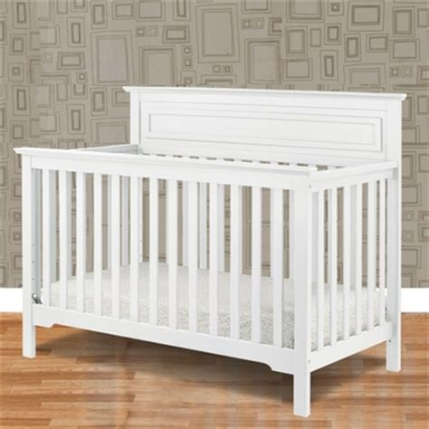 Autumn 4 In 1 Convertible Crib In White M4301w By Davinci Davinci Autumn 4 In 1 Convertible Crib
