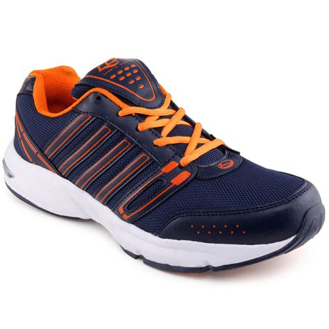 navy blue sports shoes buy lancer navy blue sports shoes sal28 at best