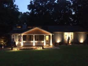 lights on house with 6 reasons for outdoor lighting kg landscape management