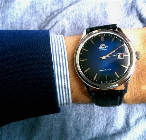 Orient Bambino Automatic Blue orient bambino related keywords orient bambino