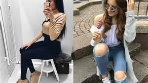 moda zima 2016 2017 ropa de moda juvenil 2016 moda 2017 youtube