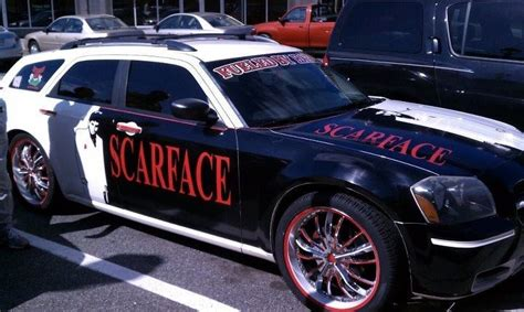 scarface cars scarface car scarface pinterest tools and cars