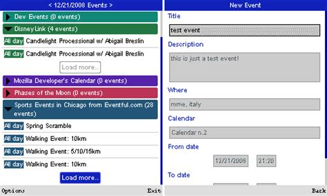 Java Calendar 0 Based J2me Based Gcal Brings Calendar To Feature Phones