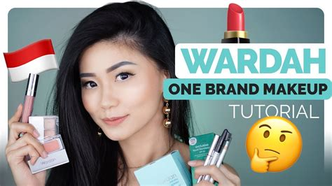 Review Eyeshadow Wardah Indonesia wardah one brand makeup tutorial review makeup lokal bahasa indonesia