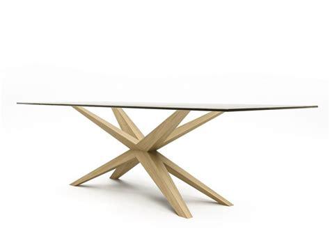 tavolo pranzo vetro tavolo da pranzo rettangolare in vetro xaver tavolo da