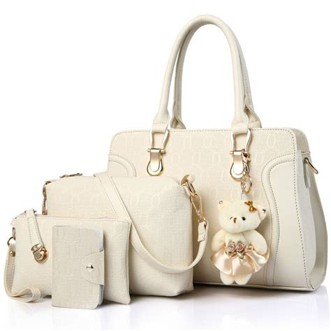 Fashion Tote Anyanna Classic Ac1742 monnet cauthy bags classic occident style fashion composite totes solid color