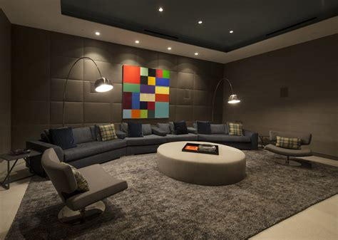living room home cinema home cinema room interior design ideas