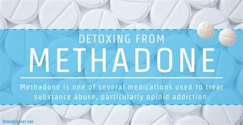 How To Safely Detox From Methadone At Home by Detoxing From Methadone