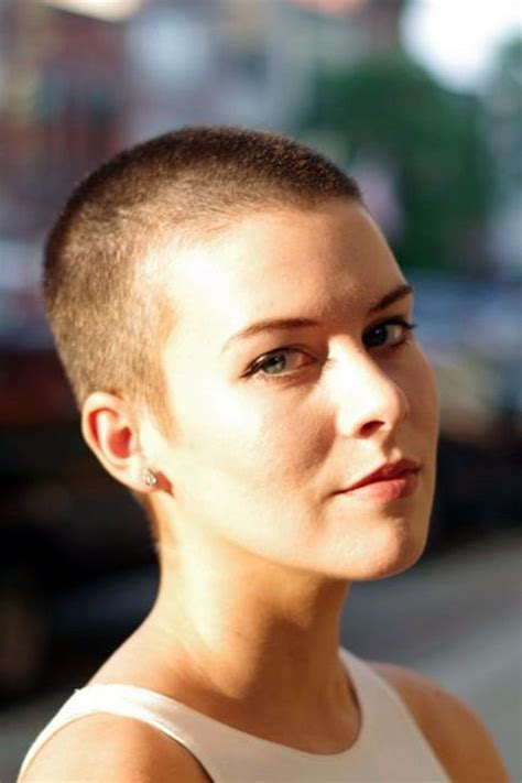 headbands on buzz cut hair 25 best ideas about women s shaved hairstyles on