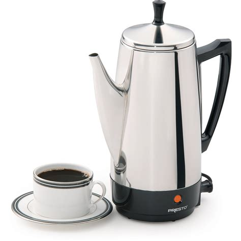 Coffee Pot by Coleman 14 Cup Enamelware Percolator Blue 2000016405