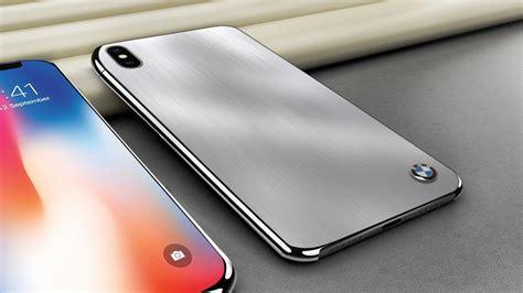 bmw apple iphone   series steel edition luxurious