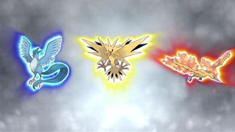 Pokemon Legendary Giveaway - pok 233 mon s next giveaway offers up new special versions of legendary birds polygon