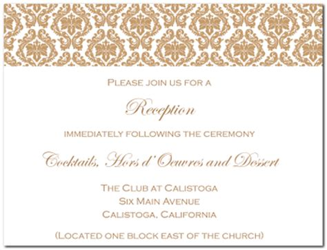 Indian Reception Card Templates