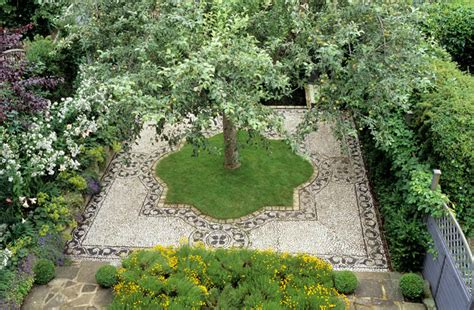 Courtyard Plans Moorish Garden Lucy Sommers Gardens