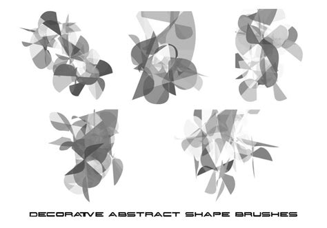 shape pattern brushes photoshop shapes 5 photoshop brushes free photoshop brushes at