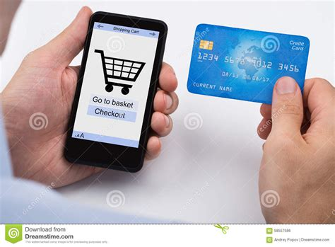 shopping mobile phone mobile shopping icon in black style isolated on