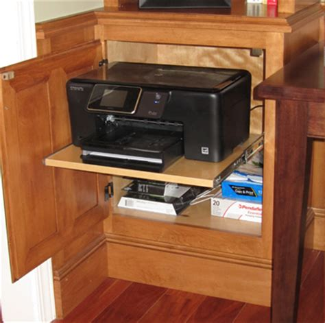 printer cabinet 301 moved permanently