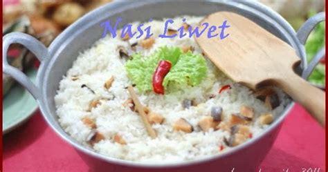 Panci Nasi dapur kreasiku nasi liwet