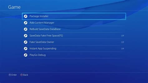 tutorial hack ps4 ps4 hack dlclose exploit updated to enable dev menu