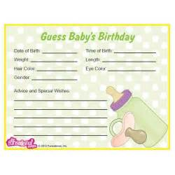 guess the weight of the baby template guessing for baby shower images