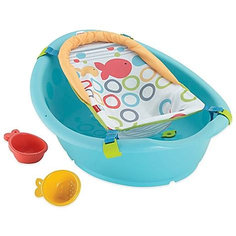 fisher price baby bathtub fisher price 174 rinse n grow bath tub buybuy baby
