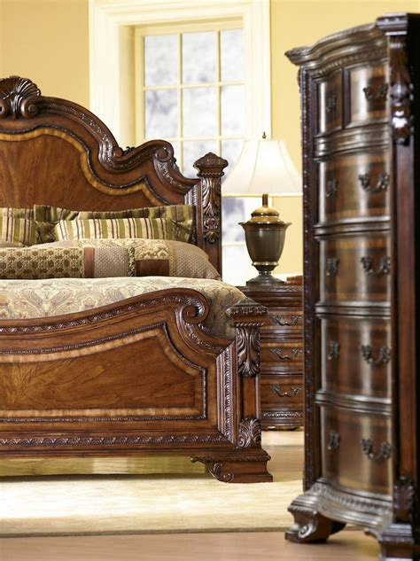 world traditional european style bedroom furniture set