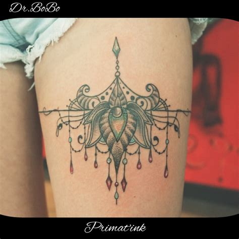 tatouage de d bobo colors tattoo