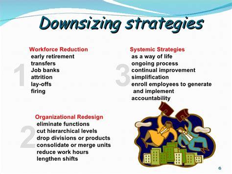 benefits of downsizing downsizing