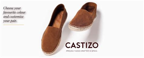 Handcrafted Luxury - castizo handcrafted luxury espadrilles at attainable