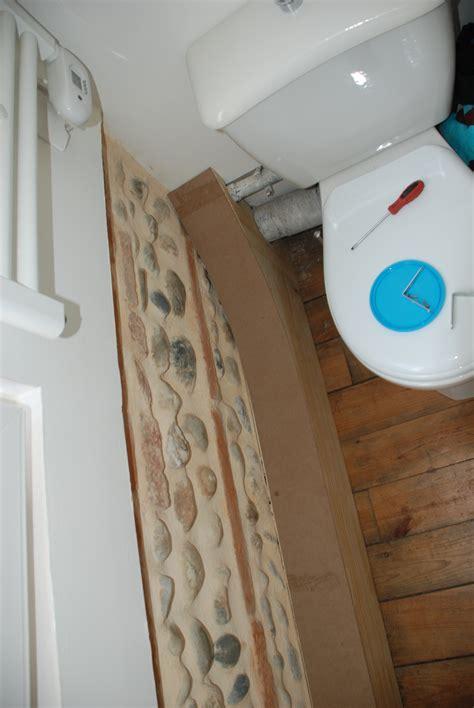 cache tuyaux salle de bain nousnousentravaux