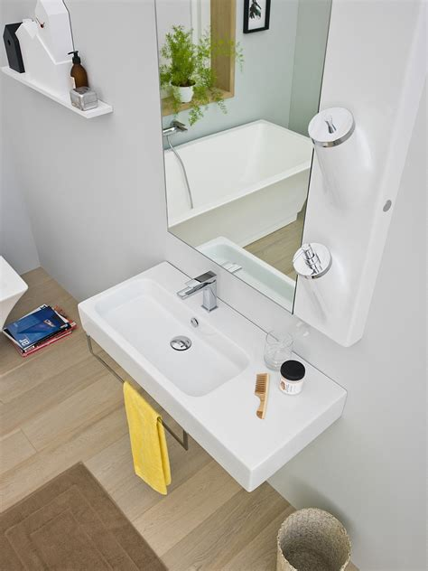 Small Bathroom Design Solutions With Trendy Smart Trendy Bathroom Accessories